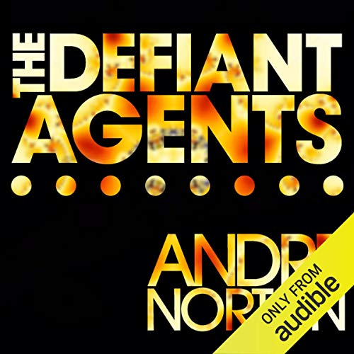 The Defiant Agents cover art