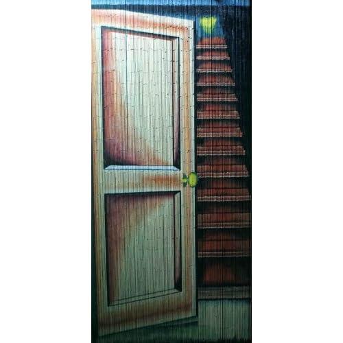 Stairway Beaded Curtain 125 Strands (+hanging Hardware)