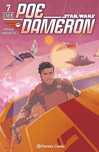 Star Wars Poe Dameron nº 07 (Star Wars: Cómics Grapa Marvel)