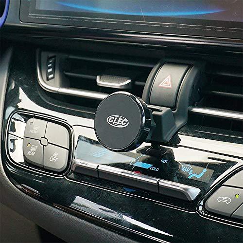 Beerte Soporte para teléfono de coche compatible con Toyota