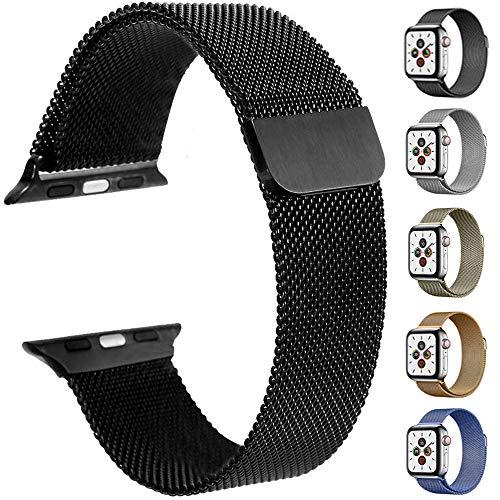 MASOMRUN Compatible Cinturino per Apple Watch Cinturino 44mm 42mm 40mm...