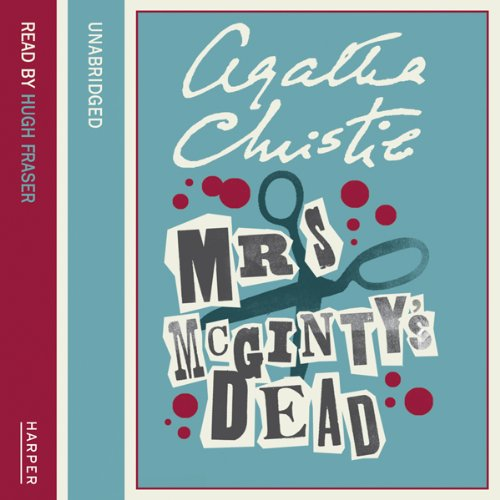 Mrs. McGinty's Dead cover art