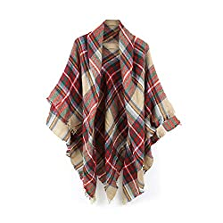 The Complete 2015 Gift Guide for Teen Girls. Plaid Scarf