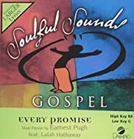 Every Promise [Accompaniment/Performance Track] by Earnest Pugh