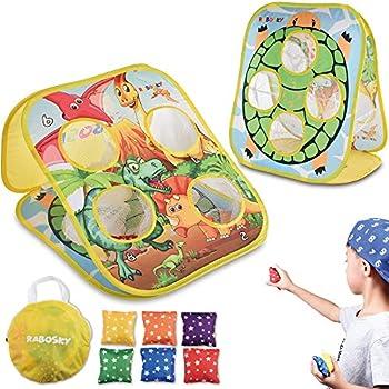 RaboSky Bean Bag Toss Game for Kids