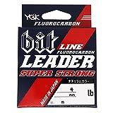 よつあみ(YGK) ショックリーダー bit リーダー スーパーストロング フロロカーボン 20m 6号 24lb ナチュラル