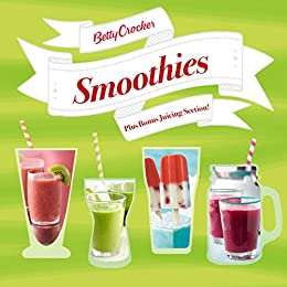 Betty Crocker Smoothies (Betty Crocker Cooking) by [Betty Crocker]