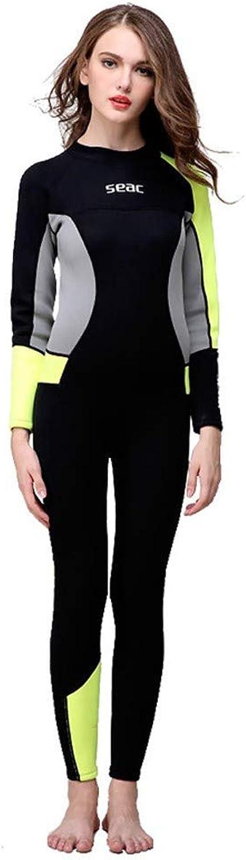 MILIMIEYIK damen Wetsuits Jumpsuit Neoprene 3 2mm 2mm 2mm Full Body
