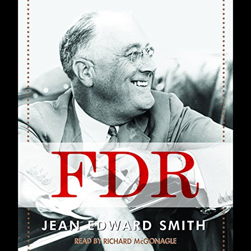 FDR Audiobook By Jean Edward Smith cover art