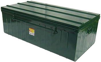 Boîte Pierre-Henry - Boîte en aluminium comme boîte de rangement et boîte à outils, boîte comme espace de rangement supplé...