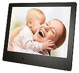 Mediacom M-PFS8W Cornice per foto digitali 20.3 cm (8'), 1280 x 768 pixels, TFT, 16:9, BMP,JPG, AVI,MPEG,RM,RMVB,TS