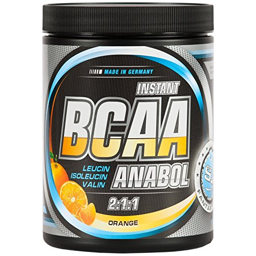 S.U. BCAA-ANABOL, 500g Pulver, Orange