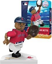 OYO MLB Boston Red Sox Gen5 Limited Edition Mookie Betts Minifigure, Small, White