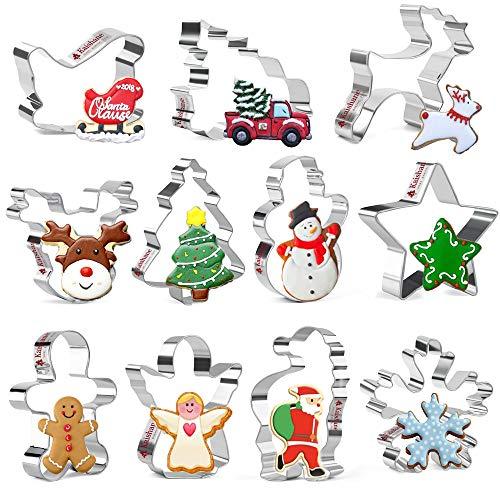 Catálogo de Cortadores de galletas navideños que puedes comprar esta semana. 2