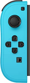 D.Gruoiza Left Joycon Controller Compatible for Switch, Switch Controller Joy con (L) with Built-in 500mAh Battery and 6-A...