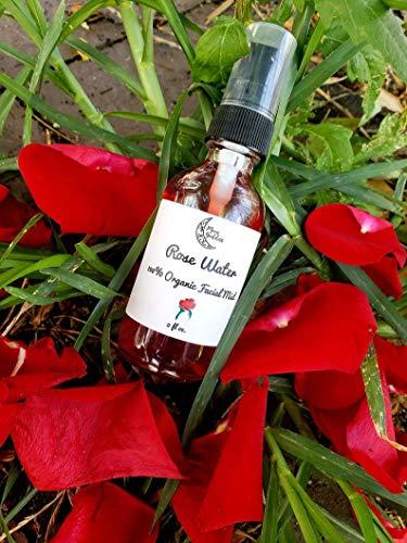 Rose Water - Facial Toner- Face Mist- Skin Toner-Best Toner For Face - Acne Toner - Hydrating-Face Spray