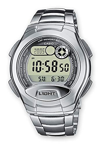 Casio Collection Unisex-Armbanduhr W 752D 1AVES