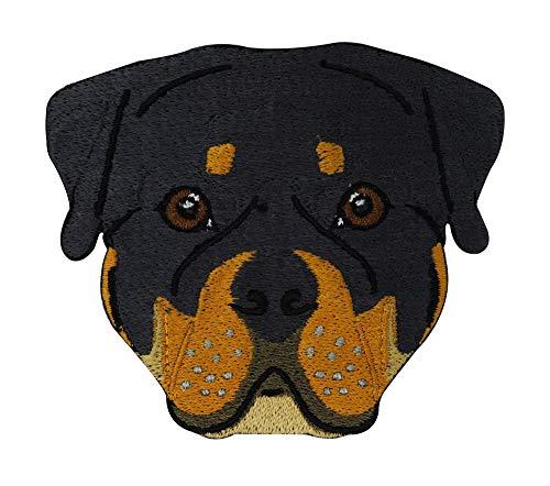 Finally Home Rottweiler Hund Patch zum Aufbügeln | Hunde Patches, Tier Bügelflicken, Kinder Flicken, Pfoten Aufnäher