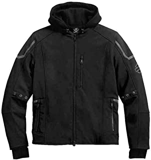 Best Mens Zealot 3-In-1 Soft Shell Reflective & Windproof Black Functional Jacket - 98294-17VM Review