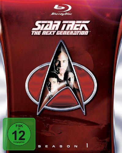 Star Trek - Next Generation/Season 1 [Blu-ray]