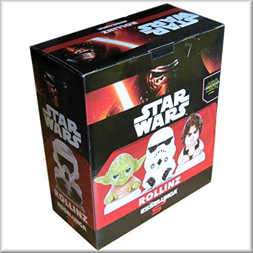 Star Wars 2016 Rollinz Esselunga 160 Pochettes Étanches Boîte D'origine