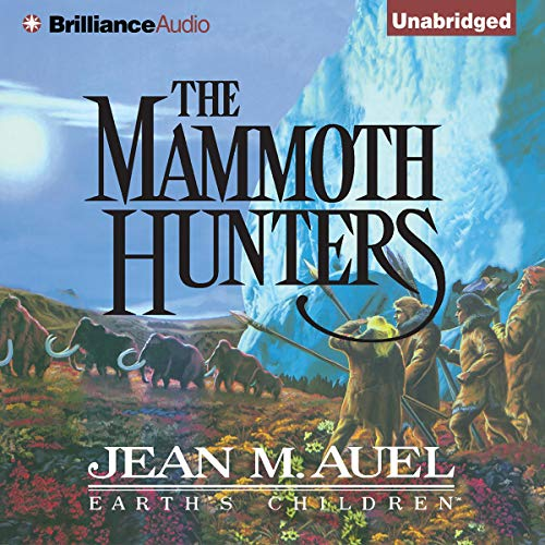Couverture de The Mammoth Hunters