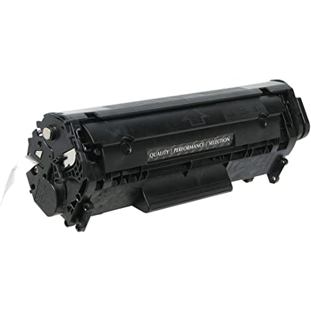 Clover Remanufactured Toner Cartridge for Canon 104 0263B001AA | Black