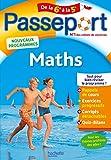 Passeport - Maths de la 6e à la 5e - Cahier de vacances 2021