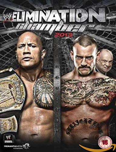 Wwe-Elimination Chamber 2013 Ranking Low price TOP19