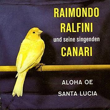 Raimondo Ralfini und seine singenden Canari