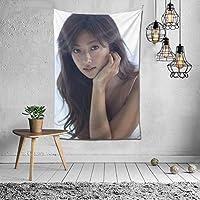深田 恭子 タペストリー ポスター 壁掛け 背景布 壁飾り 家 リビングルーム ベッドルーム 部屋 おしゃれ 100cm*150cm