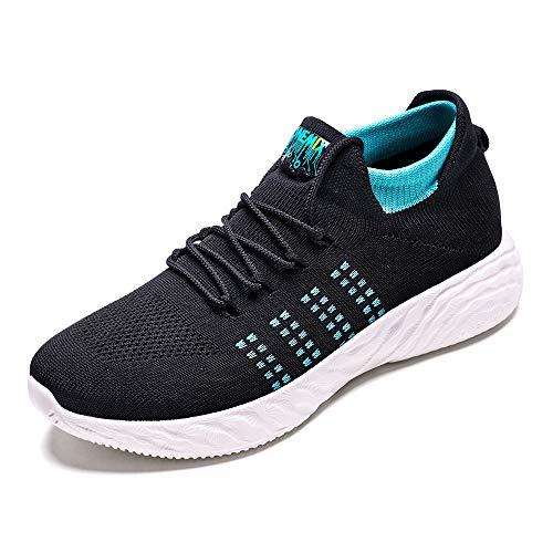 ONEMIX Zapatillas de Running para Hombre Mujer Zapatos para Correr Gimnasio Deportives Transpirables Sneakers