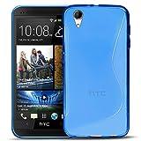 Conie SC5712 S Line Case Kompatibel mit HTC Desire 728G,