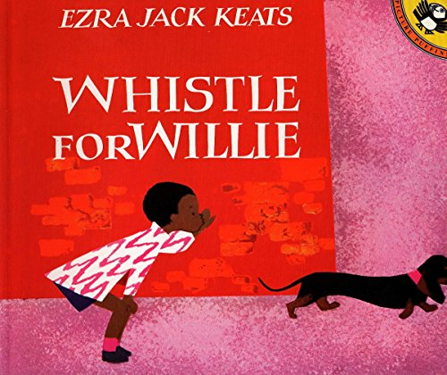 Whistle for Willie (Picture Puffin Books)
