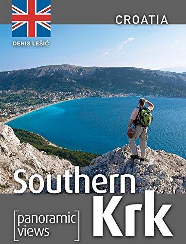 Southern Krk: Croatia - panoramic views (English Edition)