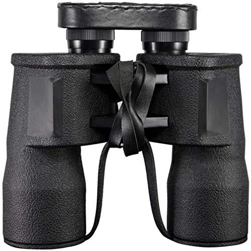 BGDGTP Binoculares 10x50 BAK4 FMC Lente Telescopio Alcance Binoculares de visión Nocturna...