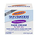 Best Fade Creams - Palmer's Skin Success Anti-DarkSpotFade Cream for Oily Skin Review