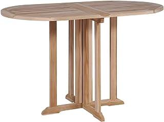 Amazon.fr : table pliante teck
