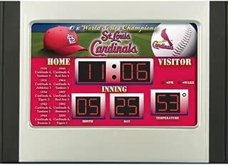 st louis cardinals alarm clock