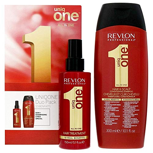 Revlon Shampoo With Uniq One Care 300 ml