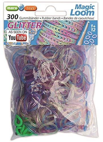 Magic Loom Bands GLITTER 300