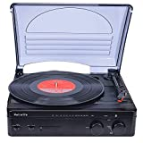 SeeYing Turntable 2-Speed Vinyl Record Player