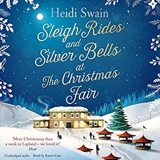 Sleigh Rides and Silver Bells at the Christmas Fair                   By:                                                                                                                                 Heidi Swain                               Narrated by:                                                                                                                                 Karen Cass                      Length: 11 hrs and 7 mins     106 ratings     Overall 4.6