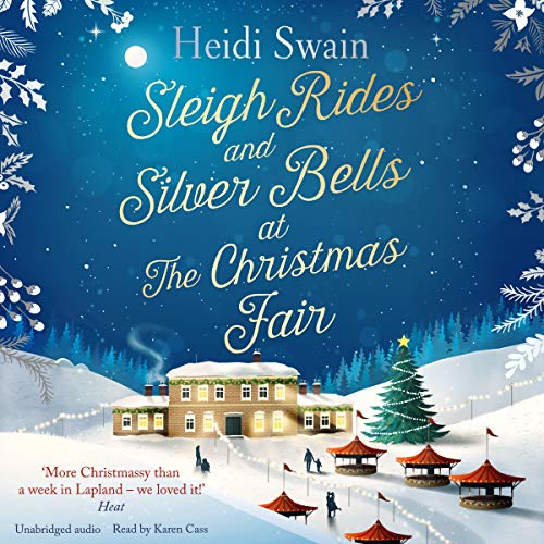 Sleigh Rides and Silver Bells at the Christmas Fair audiobook cover art