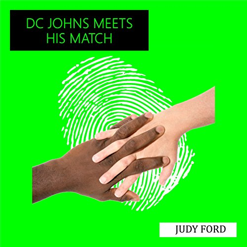DC Johns Meets His Match audiobook cover art