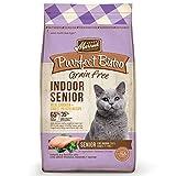 Merrick Purrfect Bistro Grain Free Indoor Senior Recipe Dry Cat Food