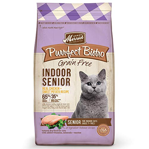 Merrick Senior Dry Cat Food