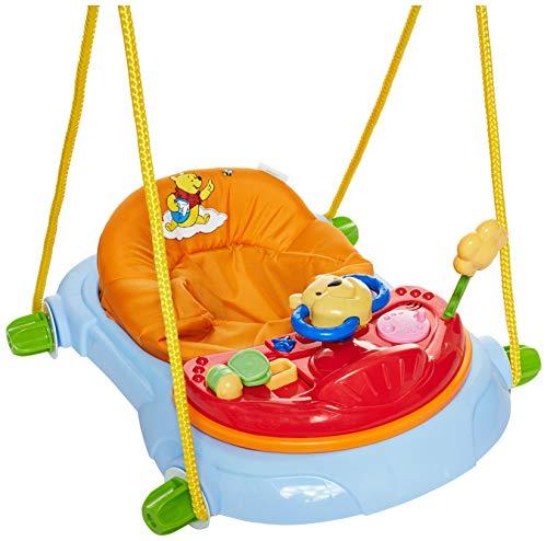 Hauck Türhopser Jump Deluxe Disney – ab 6 Monaten, höhenverstellbar, mit Spielstation, bunt (Pooh) - 3