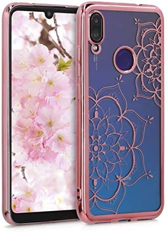 kwmobile Crystal TPU Case Compatible with Xiaomi Redmi Note 7 Note 7 Pro Soft Flexible Transparent product image