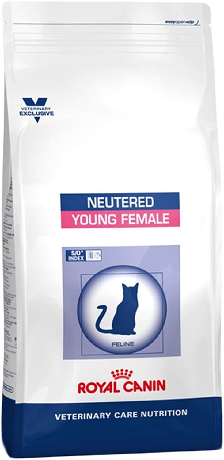 Royal Canin Vet Care Nutrition Cat Food Neutered Young Female 10 Kg